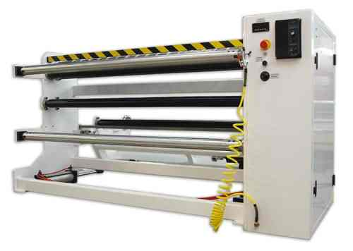 72 in. Cleanroom Razor Slitting Machine