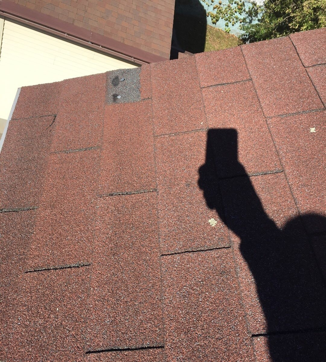 Wind or Storm Damaged Roof Insurance Claim Experts 268-7075