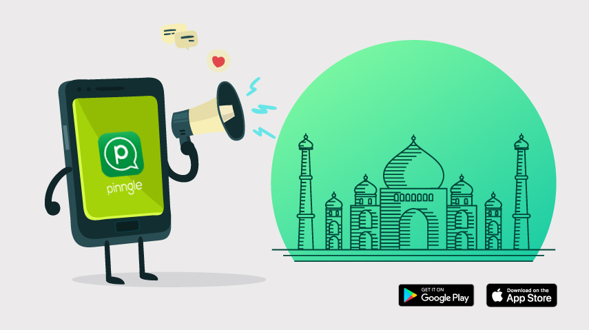 100% Free Internet Calls from Dubai to All Indian Numbers With Pinngle