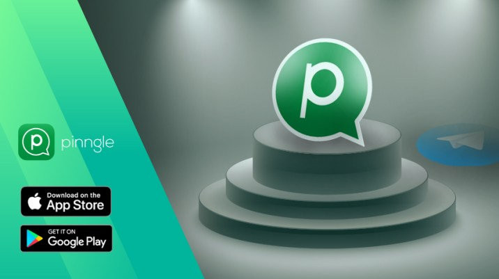 La mejor alternativa a Telegram: Pinngle thumbnail