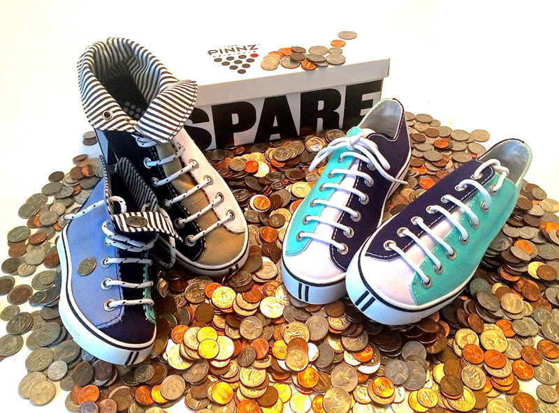 Pinnz Spare Change