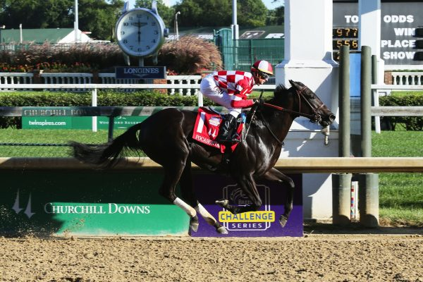 2YO SERENGETI EMPRESS a Record-Setting Win in the G2 Pocahontas