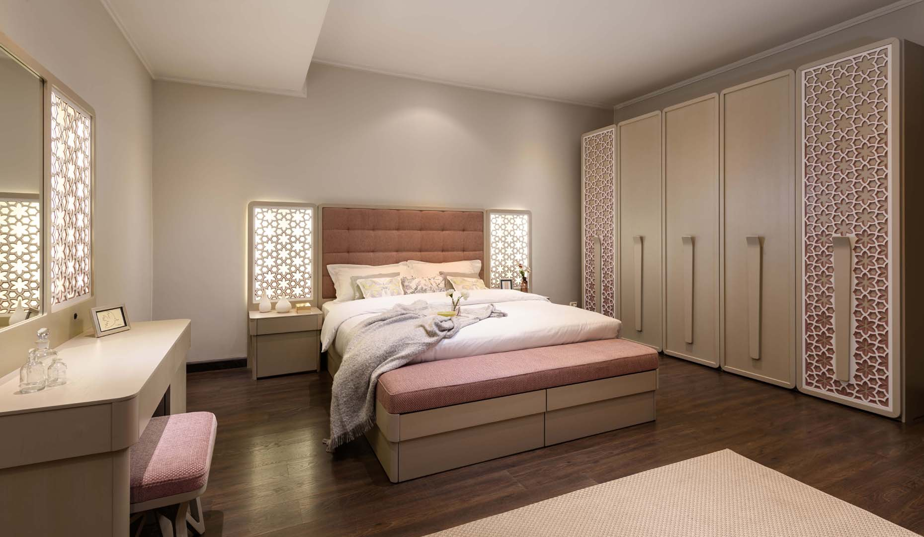 Andalusia bedroom - Pinocchio furniture