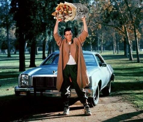 Say Burrito...