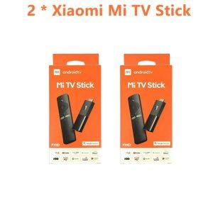 Xiaomi Mi TV Stick Global Version Android TV 2K HDR Quad Core HDMI 1GB RAM