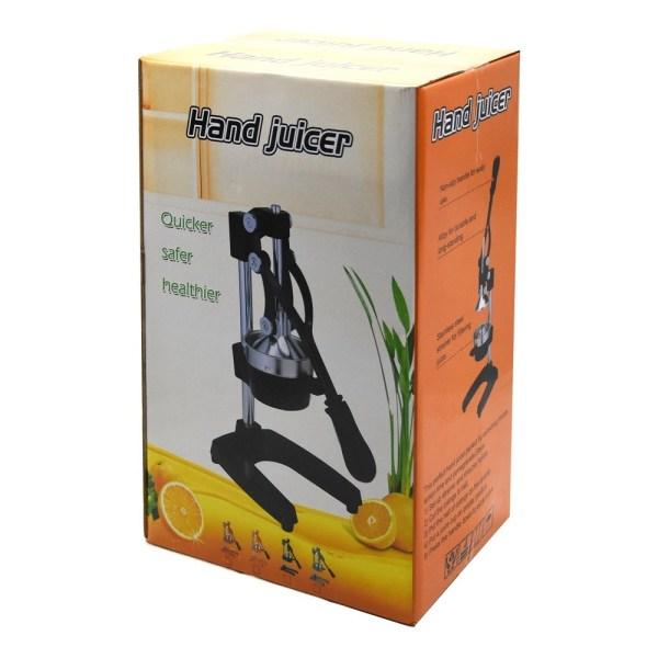 manual juice maker stainless steel 3