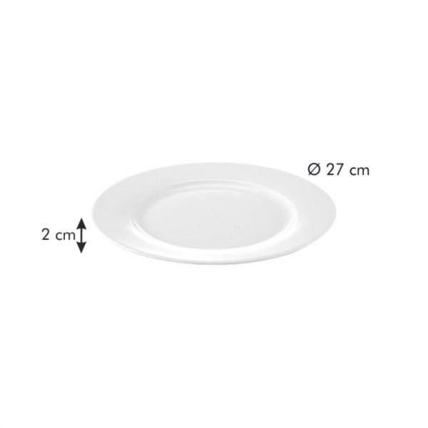 Pjate porcelani e thelle fi 22cm Legend1 1