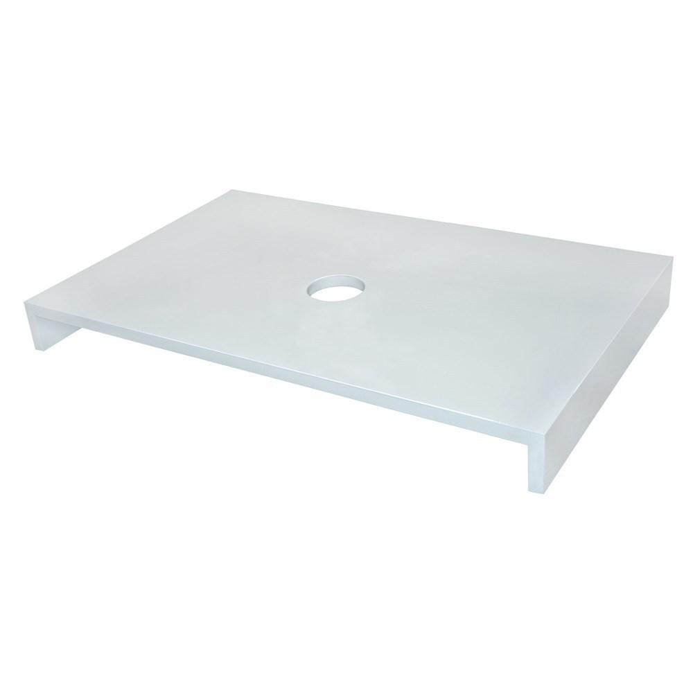 Bango per lavaman materiali MDF e bardhe 50x80xH8 cm 220350 2