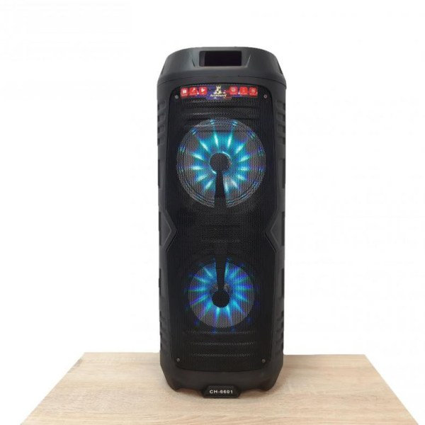 Boks me Bluetooth 1200W CH 6601 1