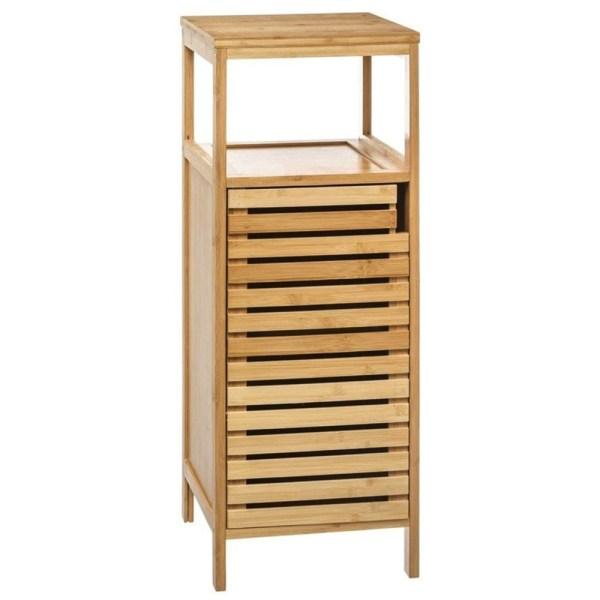 Dollap anesor bambu 30x30x78.5 cm 224719