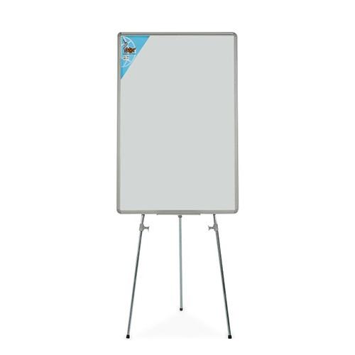 Tabele e bardhe 70×100 Interpano Tripod Mbajtese per aksesore dhe ndryshim lartesie OICA0190