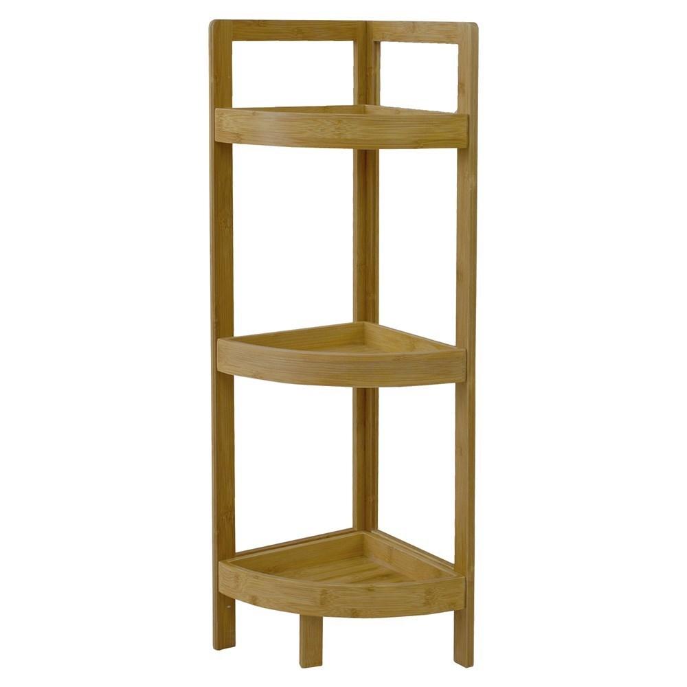 Raft shumefunksional 30x30x76 cm material bambu 221786