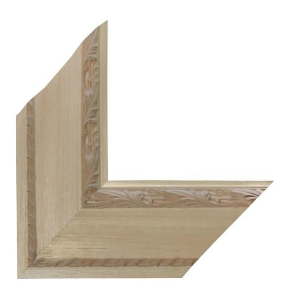 Shufra druri decor 921 ngjyre natyrale 7x3.5 cm 3 ml 250025
