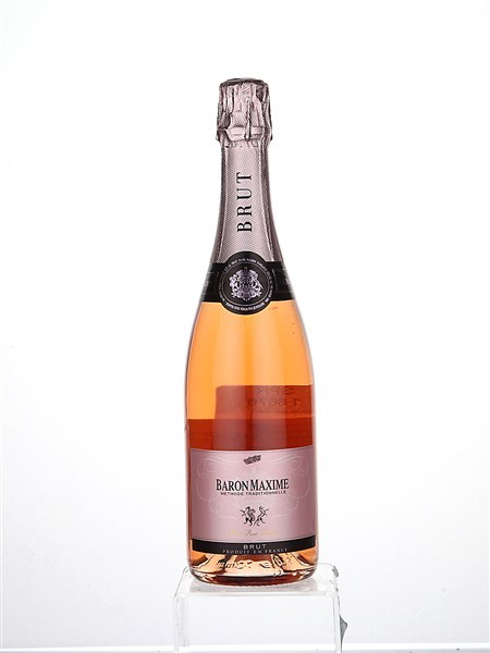 champagne maxime rose 75 cl