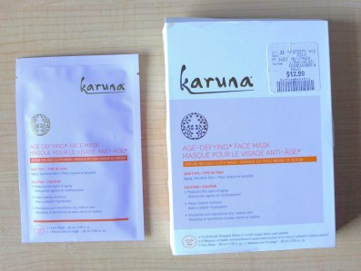 Karuna Boxed Sheet Masks