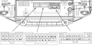 Lexus P3918 pinout diagram @ pinoutguide
