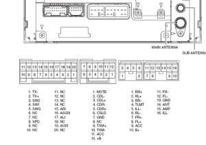 Toyota 53818 (8612012A30) ?QJS7671A Head Units pinout diagram @ pinoutguide