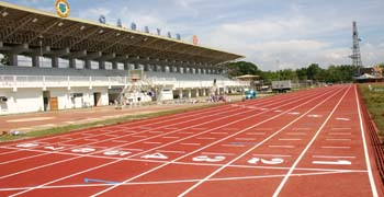 2) Cagayan Sports Complex, Tuguegarao Track Ovals in the Philippines