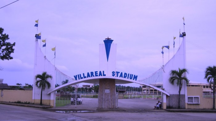 40) Villareal Stadium - Roxas City, Capiz Track Ovals in the Philippines