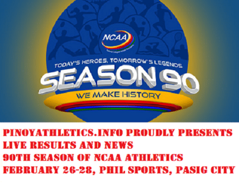 2015 Philippines NCAA Athletics