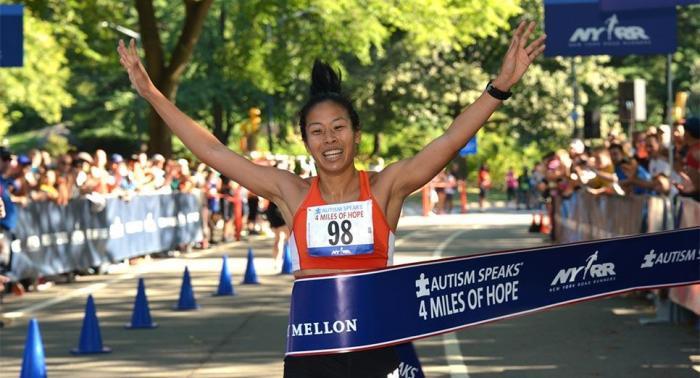 Jane Vongvorachoti already heading to Rio 2016. womens marathon.