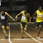 Romnick Nor Roars to his first UAAP Title Mens 200m, Janario takes double