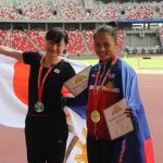 Asian Masters Athletics exceed SEA Games Gold Tally in Athletics 11 Golds so far