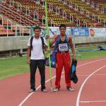 Mighty Aries Toledo close to 7000 points at first international Decathlon