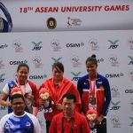 ASEAN University Games Report Day 1