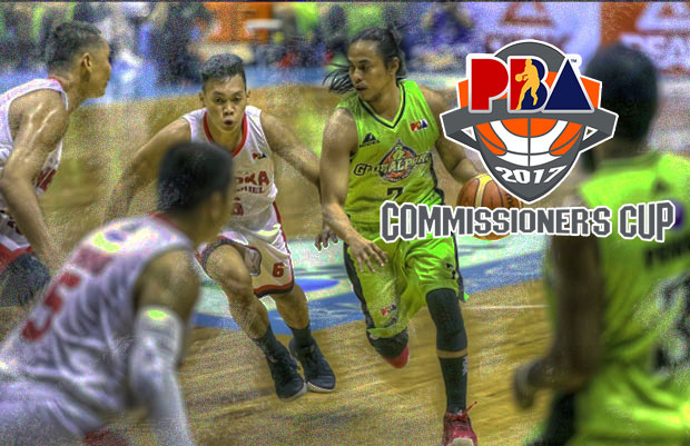Ginebra vs GlobalPort | June 6, 2017 | PBA Livestream - Quarterfinals Round Game 1