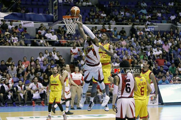 PBA Results: San Miguel Beermen Advanced To The 2017 PBA Commissioner's Cup Finals