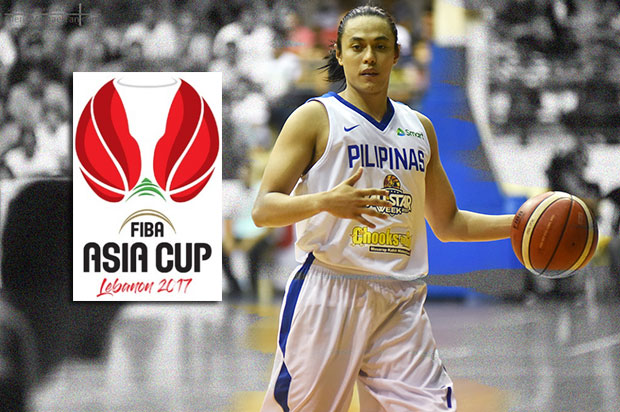Gilas Pilipinas 12-Man Roster For 2017 FIBA Asia Cup Revealed