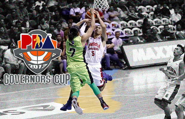 Ginebra vs GlobalPort | July 30, 2017 | PBA Livestream - 2017 PBA Governor's Cup