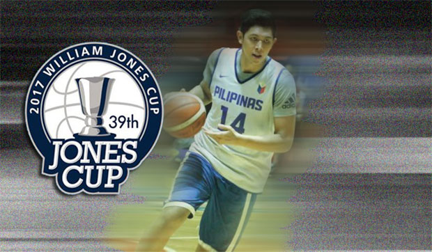 Philippines (Gilas Pilipinas) vs Lithuania - 2017 William Jones Cup Live Streaming (July 21, 2017)