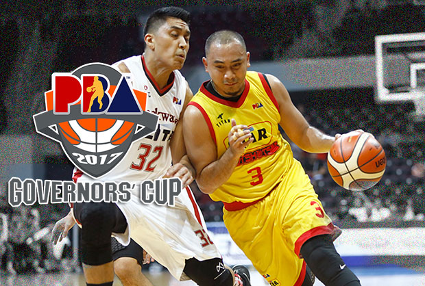 Star vs Blackwater | July 23, 2017 | PBA Livestream - 2017 PBA Governor's Cup