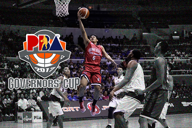 Ginebra vs Kia | August 2, 2017 | PBA Livestream - 2017 PBA Governor's Cup