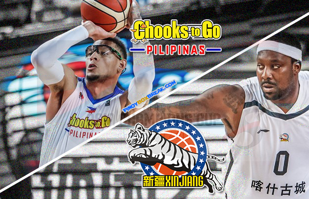 Philippines Chooks-to-Go (Gilas) Pilipinas vs China Kashgar - 2017 FIBA Asia Champions Cup Live Streaming (September 28, 2017)