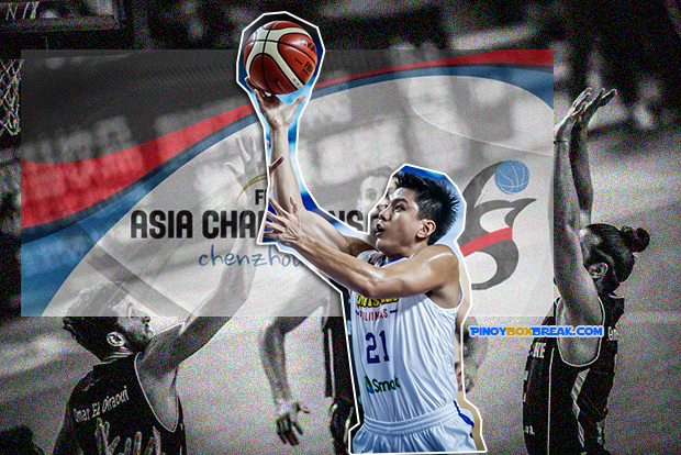 Philippines Chooks-to-Go (Gilas) Pilipinas vs Thailand Mono Vampire Basketball Club - 2017 FIBA Asia Champions Cup Live Streaming (September 24, 2017)