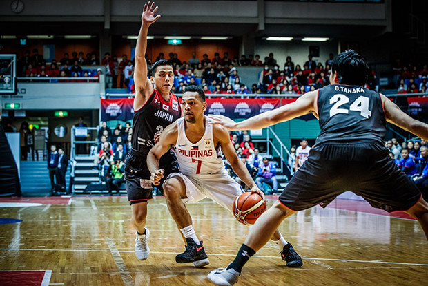 Gilas Pilipinas Beats Japan in 2019 FIBA World Cup Asian Qualifiers Opening Game