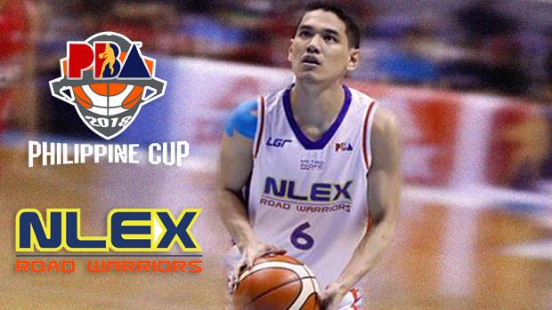NLEX Road Warriors Roster - 2017-18 PBA Philippine Cup
