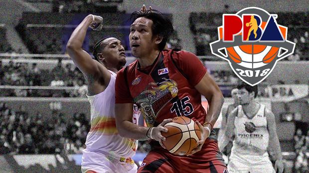 Replay: San Miguel vs Phoenix - 2017-18 PBA Philippine Cup (Elimination Round)
