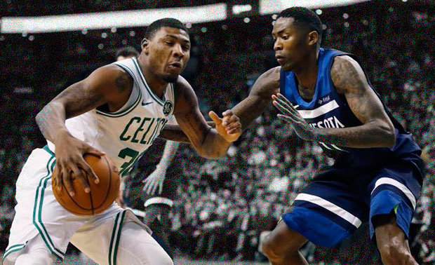 Highlights: Boston Celtics vs Minnesota Timberwolves (January 5, 2018)