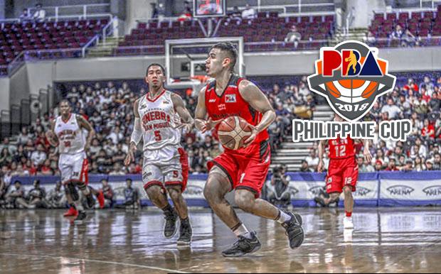 Ginebra vs Blackwater | January 12, 2018 | PBA Livestream - 2017-18 PBA Philippine Cup