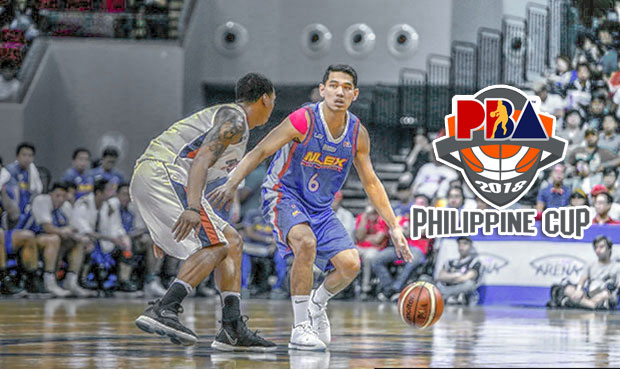 NLEX vs Meralco | February 9, 2018 | PBA Livestream - 2017-18 PBA Philippine Cup