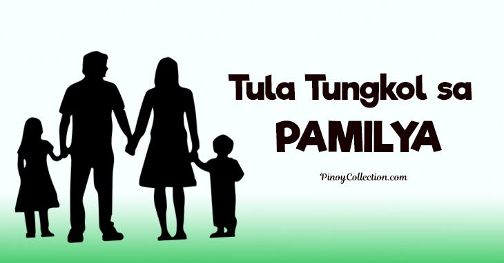 Tula Tungkol sa Pamilya