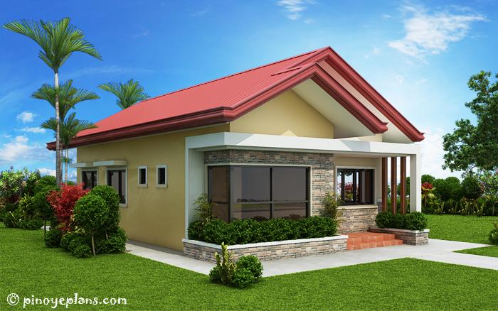 Single Storey 3-Bedroom House Plan