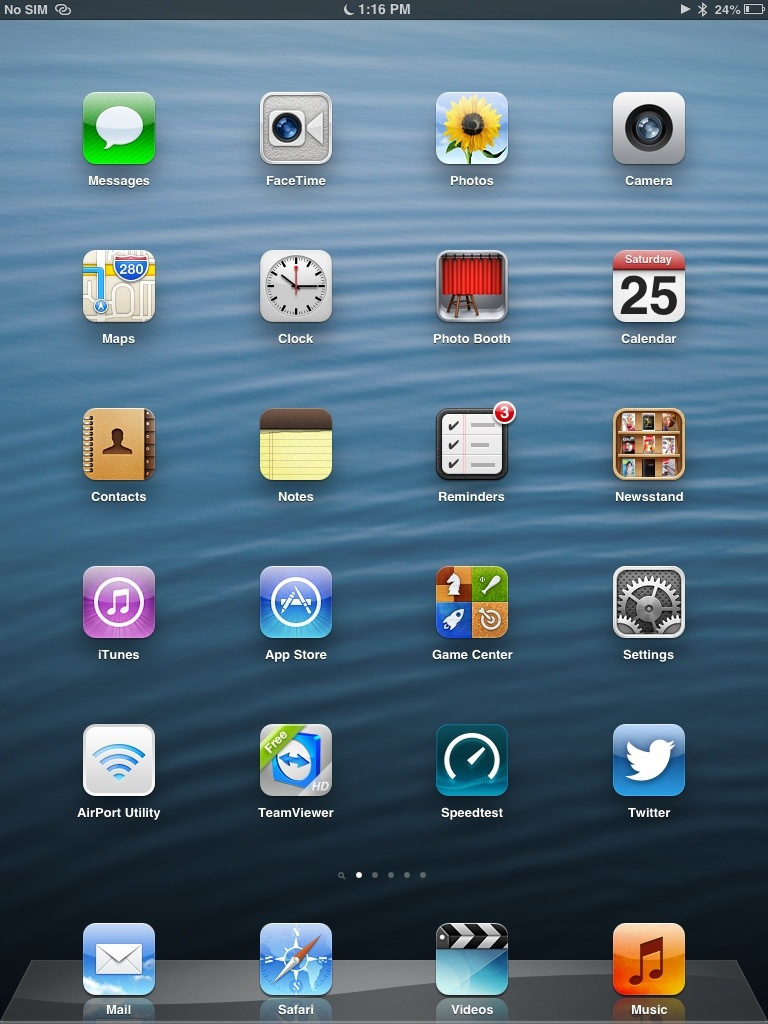 How to Remove Moon Icon on IPAD / Iphone Status Bar