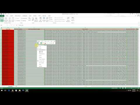 How to Freeze Top 3 Rows in Excel