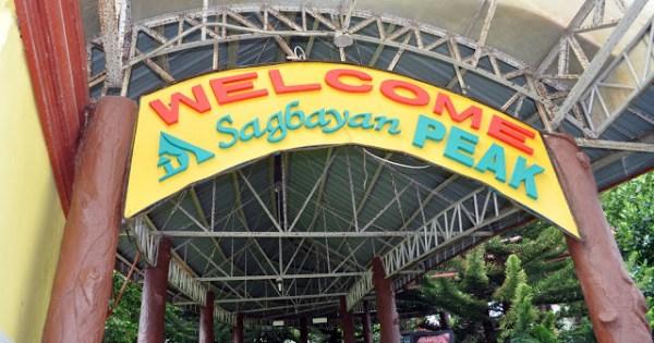 sagbayan peak