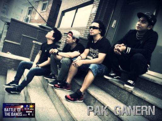 PAK GANERN - Battle of the Bands 2017